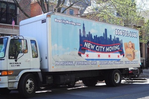 New City Moving partners with Move for Hunger.