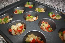 veggie bites preparing