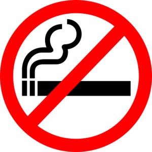 http://openclipart.org/detail/63223/sign-no-smoking-by-dbdeveloper