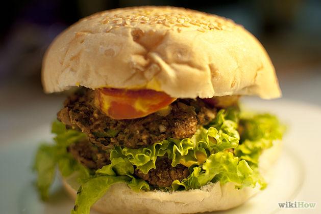 bean burger wiki