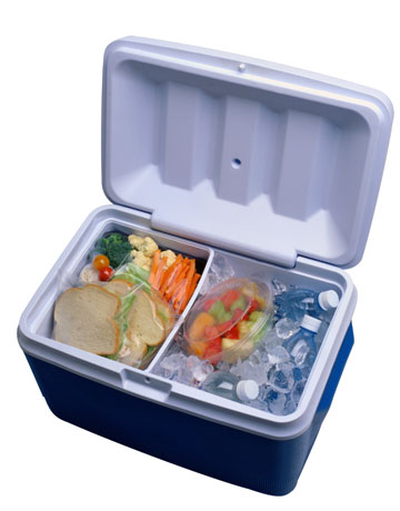 cooler with food_CC
