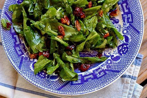 walnuts salad HHO vital bridges